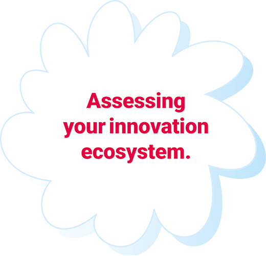Assessing your innovation ecosystem.