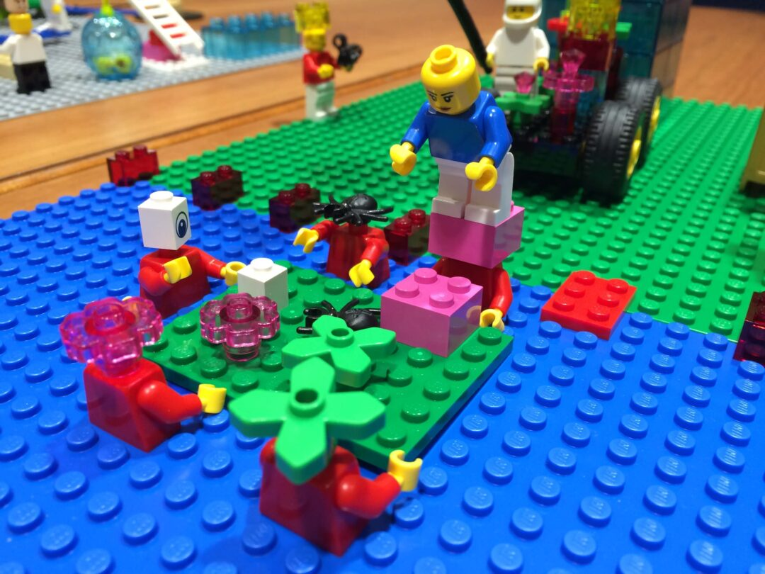 LEGO® SERIOUS PLAY® Certification at Hbg Works  – September 23-26
