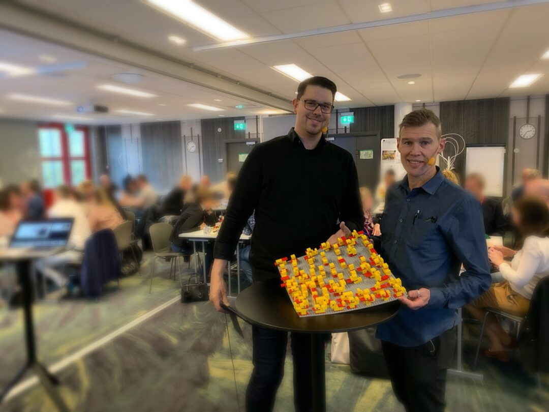 LEGO® SERIOUS PLAY® Workshop for Scandic Hotels