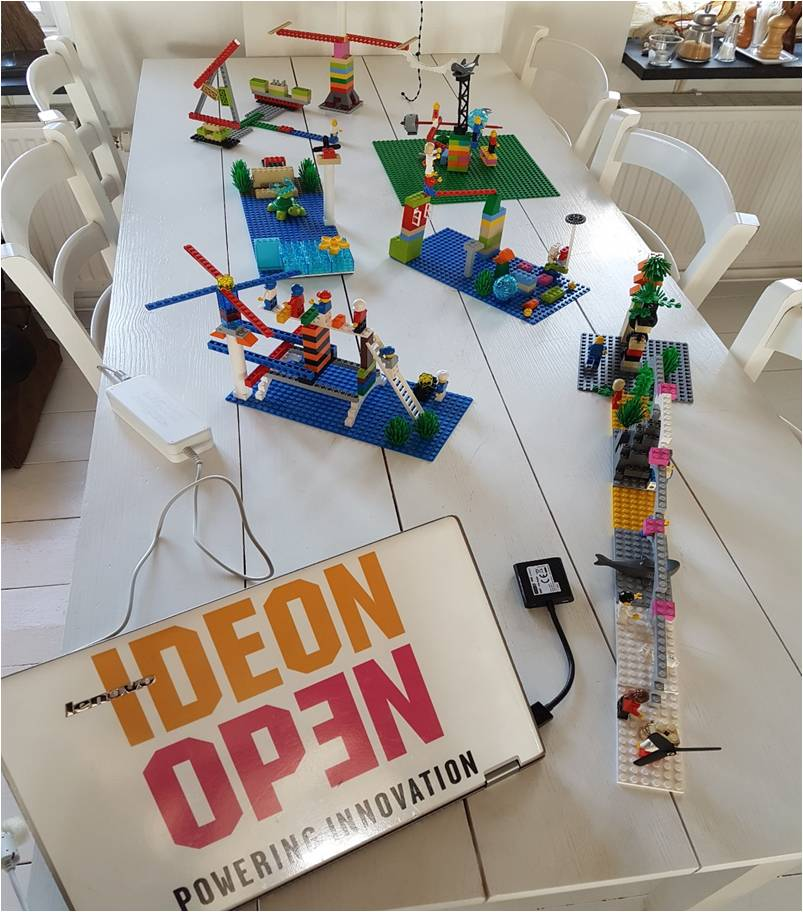 LEGO® SERIOUS PLAY® Facilitator Training in Lund – June 2021