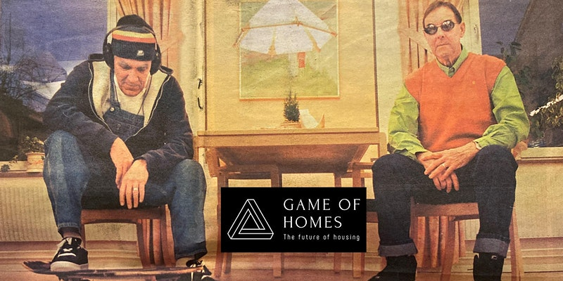 Future housing for elderly people – Seminar on October 13th [Game of Homes]