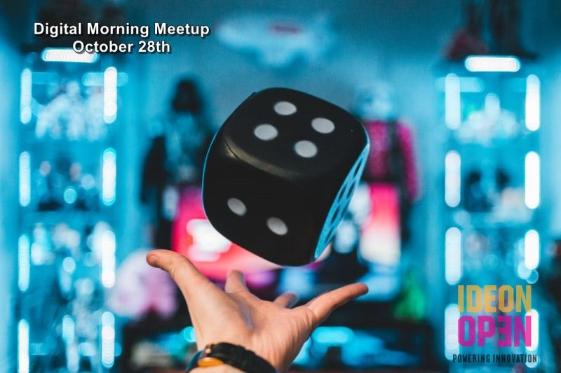 Ideon Open Digital Morning on Oct 28th with Massive Entertainment