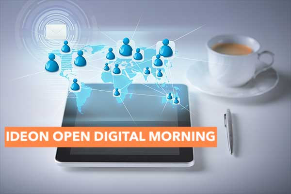 Ideon Open Digital Morning with Big Science Sweden on Dec 9th