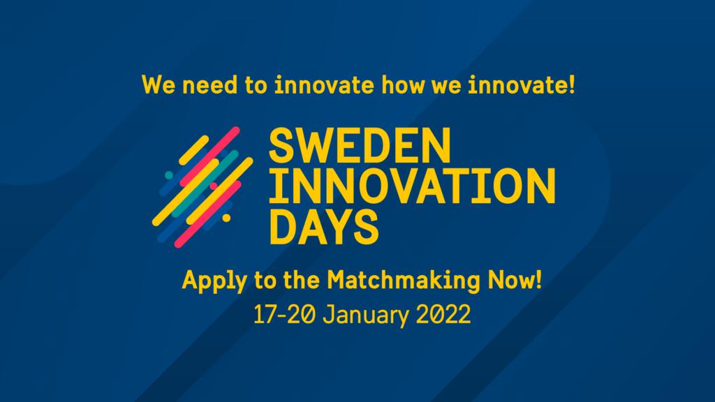 Sweden Innovation Days 2022