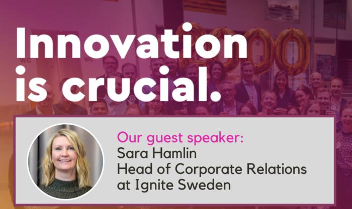 Digital Morning with Sara Hamlin from Ignite Sweden